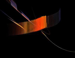 Abstrakt, Vibration, Schwingung