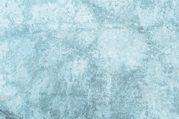 the old blue cement texture background. vintage style