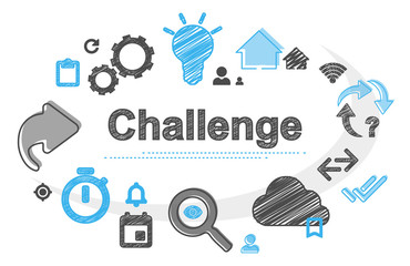 Challenge | Scribble Concept