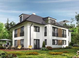 The dream house 76