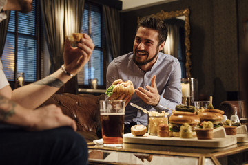 Socialising Over Food