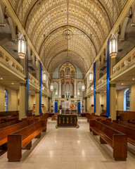 Cathedral Basilica of Our Lady of Peace in Honolulu, Hawaii