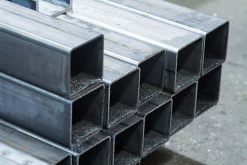 bars made of carbon steel
