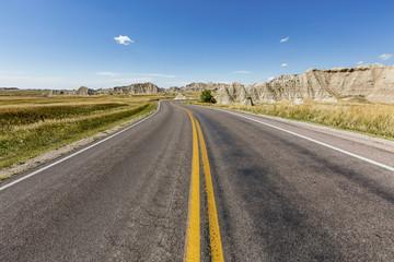 """""""Badlands Loop Road"""""""