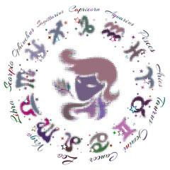 zodiac sign Virgo 13 characters