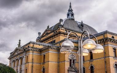 City center, Oslo