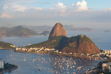 Mountain Sugarloaf, Rio de Janeiro, Brazil Fototapete