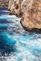 Cave Neptune in Alghero, Sardinia, Italy