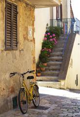 Bike, Tuscany, Italy