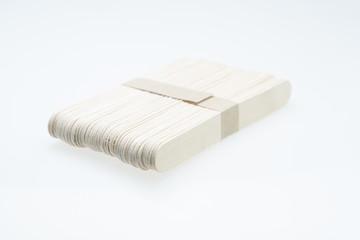 Ice-cream wood stick