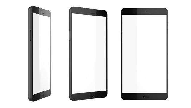 blank screen mobile phone