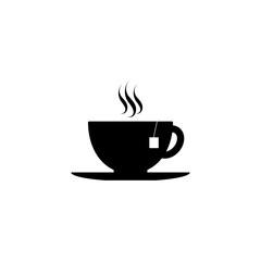 tea cup vector icon