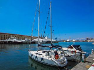Harbor, Genoa