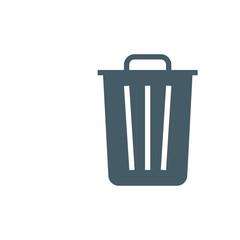 Trash Icon Vector Illustration