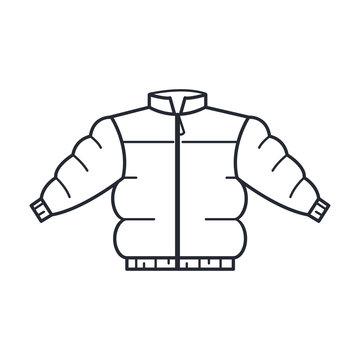 Jacket Icon Vector