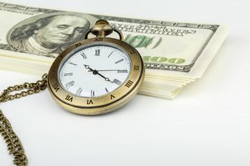 Время - это тоже деньги