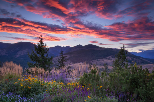winthrop sunset 2