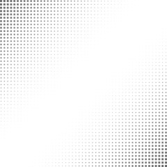 banner with grey squares in the corners. abstract poster. white background. vector illustration.