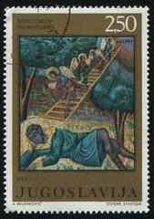 Jacob's Ladder by Hristofor Zefarovic