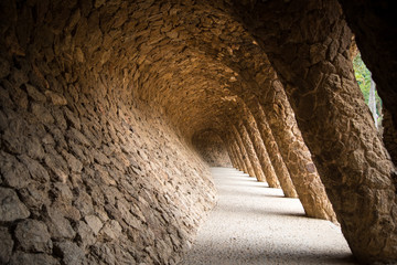 Park by Guell
