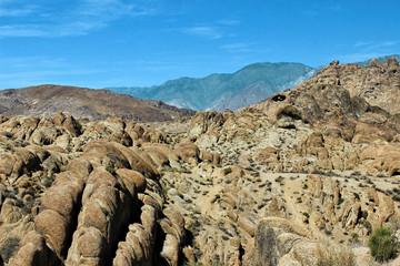 Alabama Hills, Sierra Nevada Mountains, California, USA