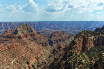 Grand Canyon National Park North View Point