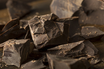 Organic Semi Sweet Dark Chocolate Chunks