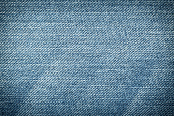 Denim jeans texture background  for design with copy space