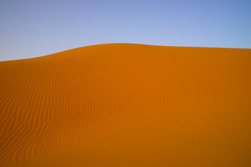 desert sand dune red orange sahara pattern background