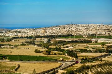 The island of Malta