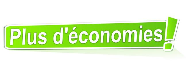 plus d'économies sur étiquette verte