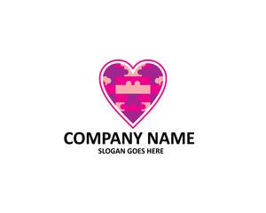 Mosaic Love Logo