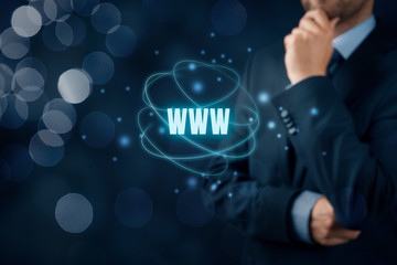 www internet and SEO