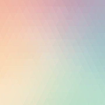Colorful abstract design geometric background
