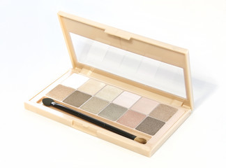 eyeshadows in the box