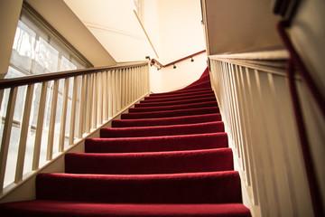 Stairway In Kensington Palace