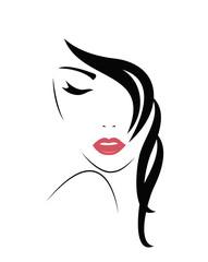 Woman face.
