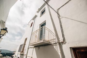 White houses in Frigiliana