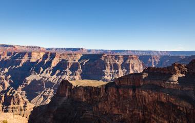 Panoramic view of Grand Canyon West Rim - Arizona, USA