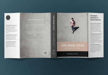 Book Jacket Layout