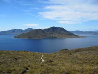 Lake Pedder, Southwest National Park - Tasmania, Australia