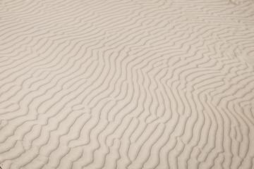 Wavy sand texture