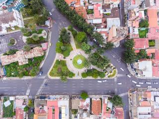 Parque de la Mujer in Cochabamba, Bolivia