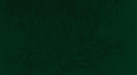 Dark green textured abstract background. Background Colored texture Abstraction Banner Design Wall mural