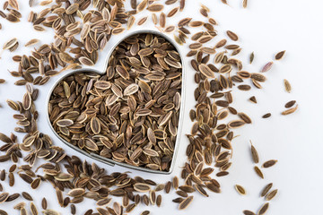I love dill seeds
