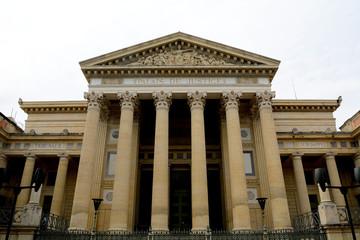 Palais de Justice, Nimes, France