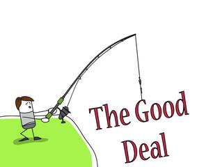 La bonne affaire - The good deal