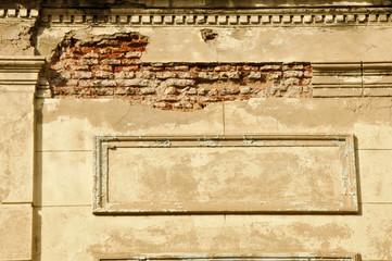 San Telmo facade detail