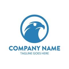 Eagle Unique Logo Template