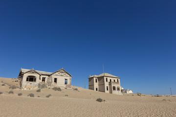 Kolmannskuppe, Geisterstadt, Namibia